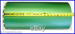 10 Wet Diamond Core Drill Bit for Concrete Premium Grade with 20 Tube Length