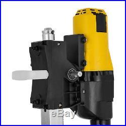 10in. Diamond Core Drill Concrete Drilling Machine with Stand and Drill Bits 4450W