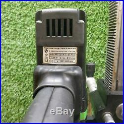 110V Eibenstock Diamond Core Drill END1550P and BST90 Vac Rig, GWO Vat inc #2238