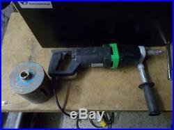 110v Eibenstock Dry Diamond Core Drill Ehd 2000 L@@k 1700w Core Drill In Case