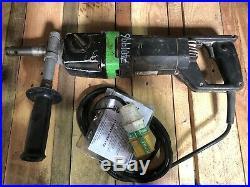 110v Eibenstock Dry Diamond Core Drill Etn 2000 1500w Core Drill