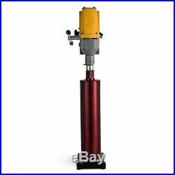 160mm Diamond Core Drill Concrete Drill Machine with Stand and Drill Bits 2180W