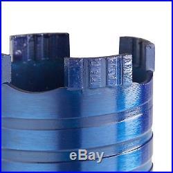200mm Professional Turbo Slotted Dry Diamond Core Drill Bit