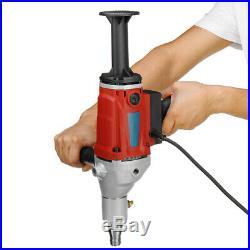 220V 2100W 120mm Handheld Diamond Core Drill Wet/Dry Concrete Core Drill Machine