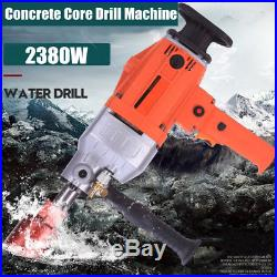 2380W 160mm Diamond Core Drill Wet/Dry Handheld Concrete Core Drill Machine 220V