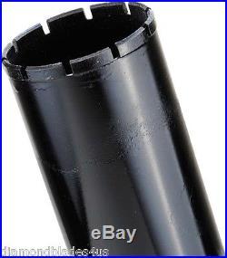 2.25 Prem Plus WET Diamond Core Drill Bit Core Boring Can Reinforced concrete
