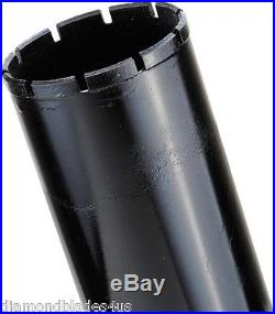 2 X 24 Long Barrel Diamond Core Drill Bit Core Boring Reinforced concrete