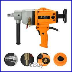 3000W Diamond Drill Concrete Core Machine Rig Wet/Dry Max 180mm Drilling 220V