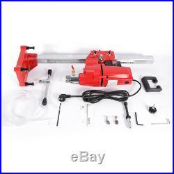 3300W Diamond Core Drilling rig machine Ø 165mm Stand Wet Core Press Drill 220V