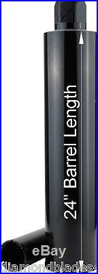 3.5 X 24 Long Barrel Diamond Core Drill Bit Core Boring Reinforced concrete