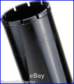 3 X 10 Short Barrel Diamond Core Drill Bit Core Boring Reinforced concrete