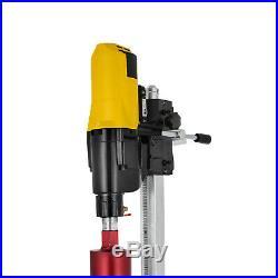 4450W Diamond Core Drill Concrete Drill Machine withStand Press, Drill Bits(108mm)