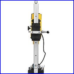 4450W Wet/Dry Variable Speed Diamond Core Drill Drilling Machine Ø 255mm withStand
