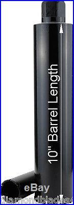 4 X 10 Short Barrel Diamond Core Drill Bit Core Boring Reinforced concrete