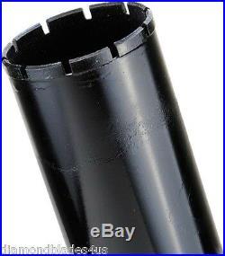 4 X 24 Long Barrel Diamond Core Drill Bit Core Boring Reinforced concrete