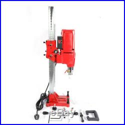6.5 Diamond Core Drill 3300W 165mm Concrete Wet Drilling Machine with Stand Press