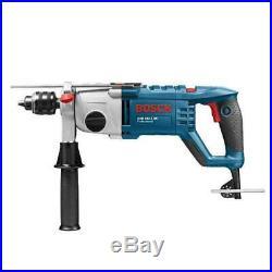 BOSCH GSB 162-2 RE 240v Diamond core drill 16mm keyed chuck + case