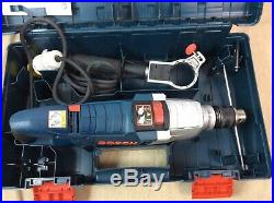 Bosch GSB 162-2 RE Diamond Core Drill 110V In Carry Case