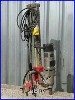 CARDI 200 Diamond Core Drill Drilling Rig 110v & Stand