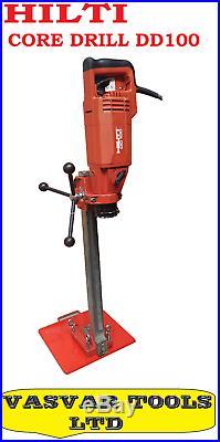 CORE DRILL Hilti DD 100 110V Diamond Coring Drill with stand