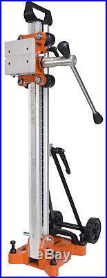 Cayken 10 Diamond Core Drill Rig with 200F Adjustable Angle Stand