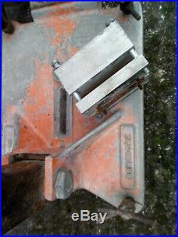 Corebore Diamond Core Drilling Drill Rig Stand Heavy Duty Adjustable Wheeled