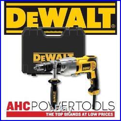 DEWALT D21570K 2 Speed 127mm Dry Diamond Core Drill 1300w 240v