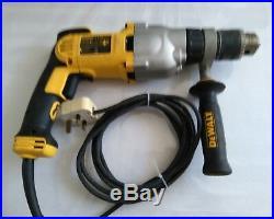 DEWALT D21570 2 Speed 127mm Dry Diamond Core Drill 1300w 240v