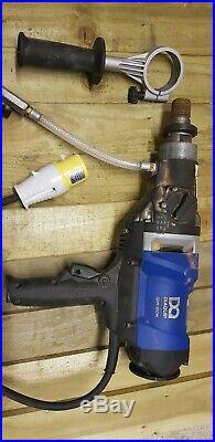 DIAQUIP QDM-150w Diamond Core Cutter Drill Dry Wet Drill