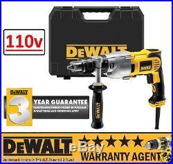 DeWALT D21570K D21570 1300W 110V 2 Speed 127MM Dry Diamond Core Drill NEW