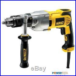 DeWalt D21570K 1300w 127mm Diamond Core Hammer Drill 110v