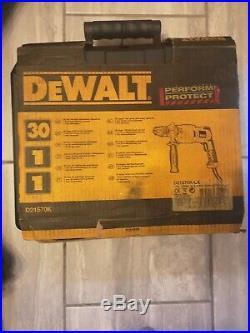 DeWalt D21570K Dry Diamond Core Drill Rotary Hammer Percussion Drill 240v