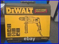 DeWalt D21570K-LX 1300W ELECTRIC SILVER BULLET DIAMOND CORE DRILL 110V