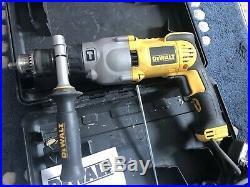 DeWalt D21570 Corded 240V Diamond Core Rotary Hammer Drill 1300W / 127mm