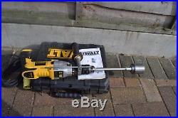 DeWalt D21570 LX 1300W Silver Bullet Diamond Core Drill 110V with core bit