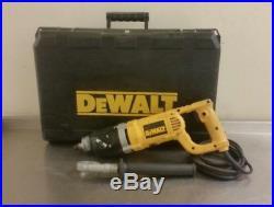 DeWalt D21580k Diamond Core Drill 2 Spd 1705w 152mm 110v (M)