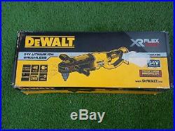 DeWalt DCD470N-XJ Body Only 54V XR FLEXVOLT Right Angle/Diamond Core Drill