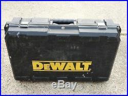 De WALT DW580EKLK xw 110V DIAMOND CORE DRILL