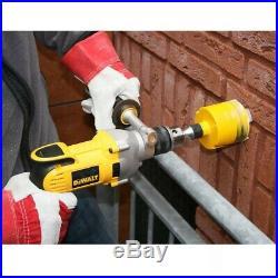 Dewalt D21570K Dry Diamond Core Drill Rotary Hammer Percussion Drill 110v