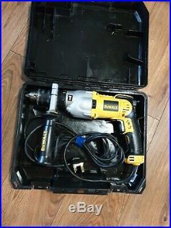 Dewalt D21570 Diamond Core Drill Rotary Hammer Percussion Drill 240v