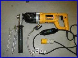Dewalt D21582 LX Diamond Core Drill (dry or wet) 110V, M14, VGC, Guaranteed