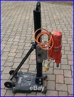 Dewalt D215851-XJ diamond core drill drilling rig stand alloy WEKA DK 2203L 110v