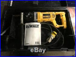 Dewalt core drill D21580K Diamond Core Drill 110v