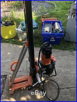 Diamond Core Drilling Rig Stand Spit 3000 With Motor