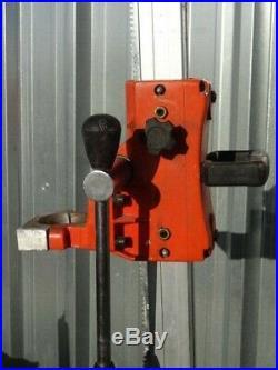 Diamond Core Drilling Rig Stand Weka Hydrostress