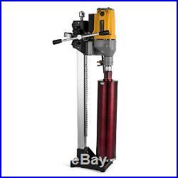 Diamond Drill Concrete Core Machine Feed Crank Core Drilling WithStand Bits HOT
