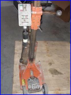 Diamond Products M-1 Core Bore concrete Model CB748 boring drill