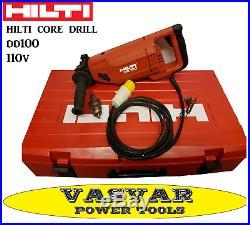 Diamond core drill /DD100 Diamond CORE Drill 110V