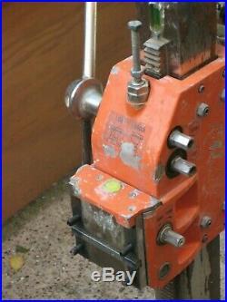 Diamond core drilling rig