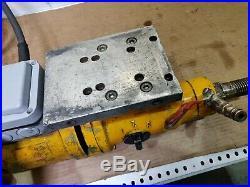 Diaqiup DK2203 Diamond core drill Motor wet dry 110v coring machine tool weka